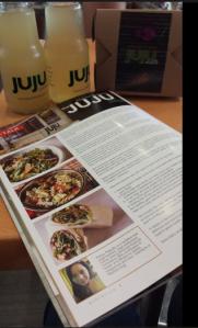 NO FUSS: GOOD FOOD JUJU EATS